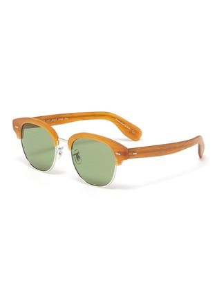 Main View - Click To Enlarge - OLIVER PEOPLES ACCESSORIES - 'Cary Grant 2' sunglasses