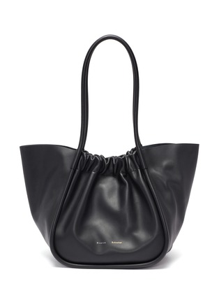 Main View - Click To Enlarge - PROENZA SCHOULER - Ruched leather tote