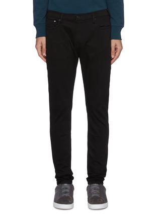 Main View - Click To Enlarge - PS PAUL SMITH - Unwashed slim fit jeans