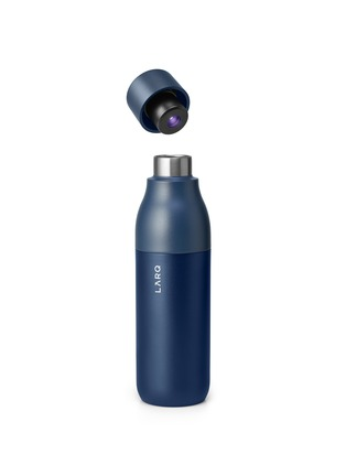 Detail View - Click To Enlarge - LARQ - Digital purification bottle – Monaco Blue