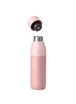 Detail View - Click To Enlarge - LARQ - Digital purification bottle – Himalayan Pink