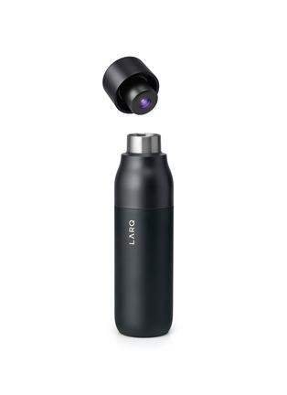 Detail View - Click To Enlarge - LARQ - Digital purification bottle – Obsidian Black