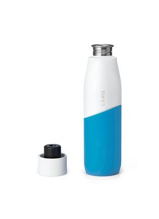 Detail View - Click To Enlarge - LARQ - Movement digital purification bottle – White/Marine