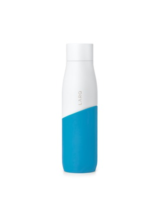 Main View - Click To Enlarge - LARQ - Movement digital purification bottle – White/Marine