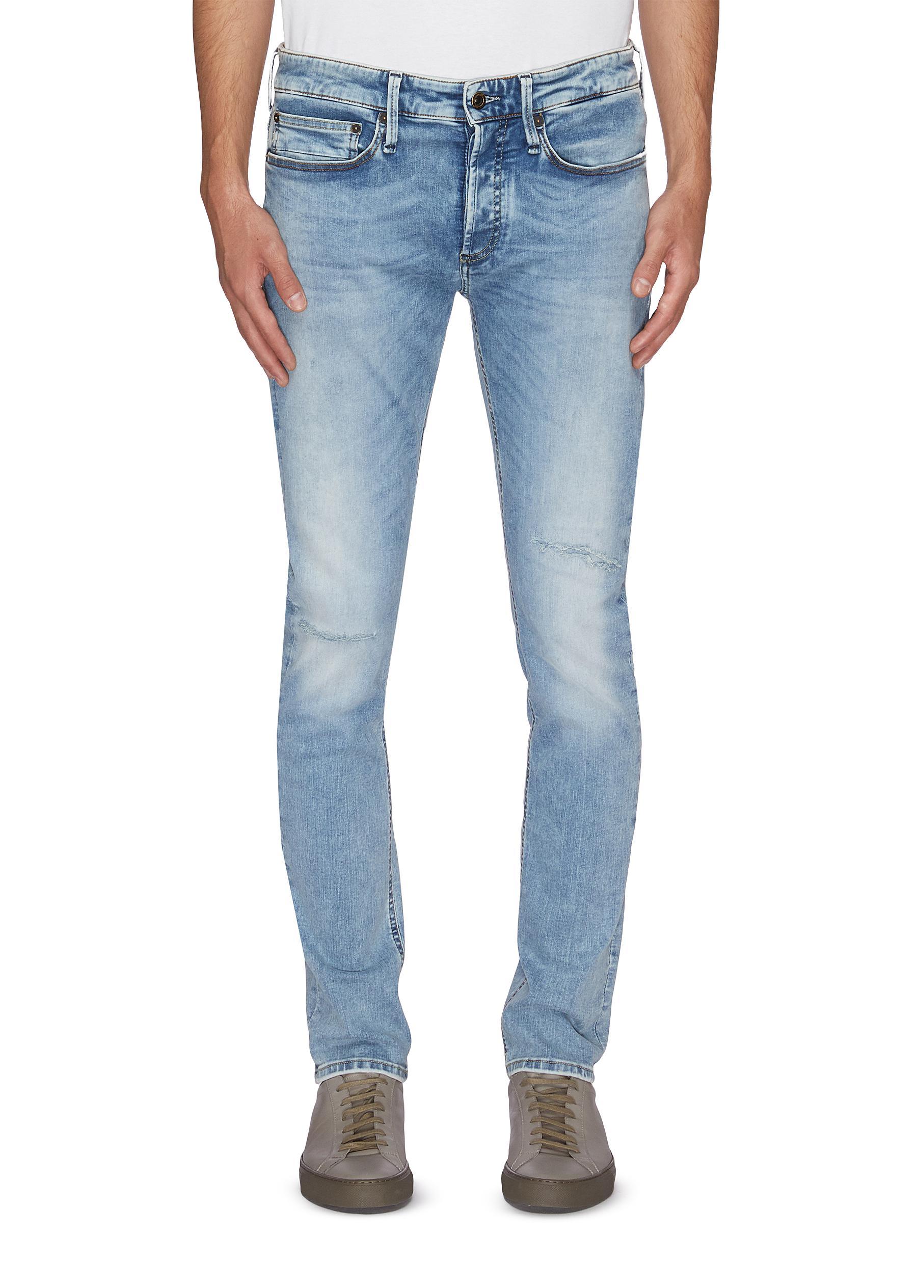 Bolt' Skinny Jeans - DENHAM - Modalova