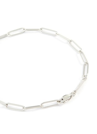Detail View - Click To Enlarge - TOM WOOD - 'Box' sterling silver bracelet