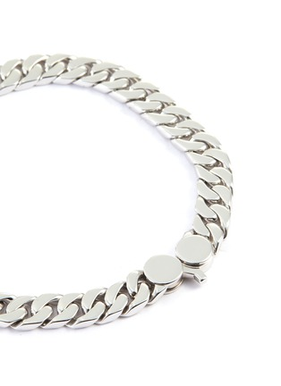 Detail View - Click To Enlarge - TOM WOOD - 'Curb' sterling silver bracelet