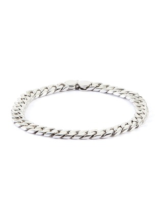 Main View - Click To Enlarge - TOM WOOD - 'Curb' sterling silver bracelet