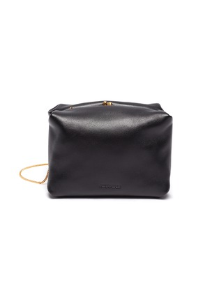 Main View - Click To Enlarge - JIL SANDER - Goji' leather mini bag