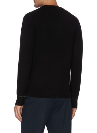 Back View - Click To Enlarge - EQUIL - Crewneck sweater