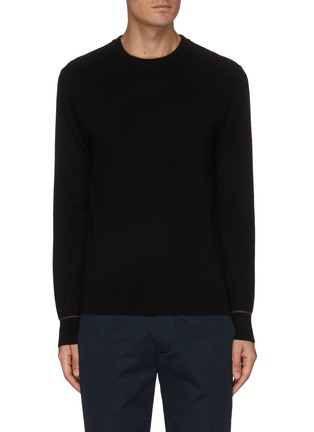 Main View - Click To Enlarge - EQUIL - Crewneck sweater