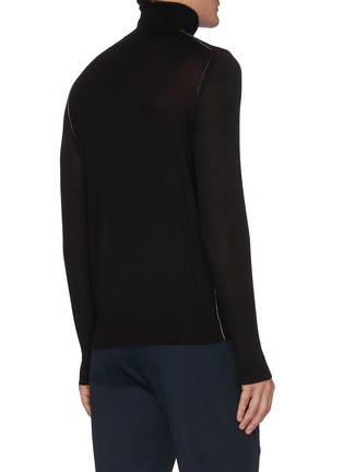 Back View - Click To Enlarge - EQUIL - Turtleneck sweater