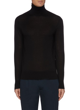 Main View - Click To Enlarge - EQUIL - Turtleneck sweater