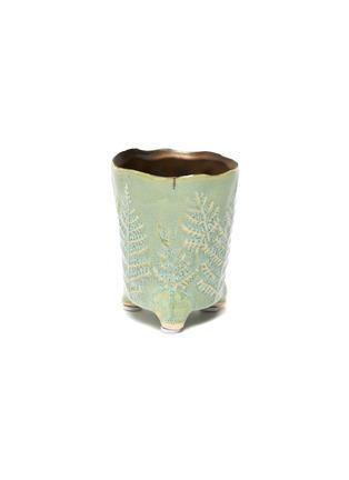 - PETERSHAM NURSERIES - The Fern Extra Small Vase – Green