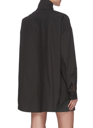 Back View - Click To Enlarge - REMAIN - 'Robin' turtleneck shirt