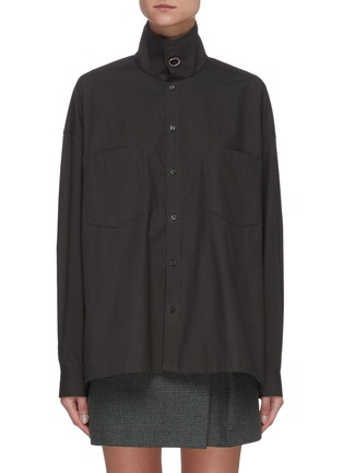 Main View - Click To Enlarge - REMAIN - 'Robin' turtleneck shirt