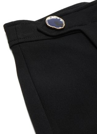 - REMAIN - 'Zaza' metal ring suiting pants