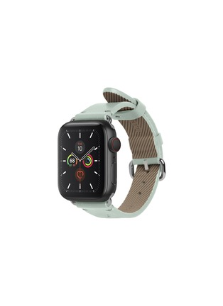 Main View - Click To Enlarge - NATIVE UNION - Classic Apple Watch Straps - Sage 40mm