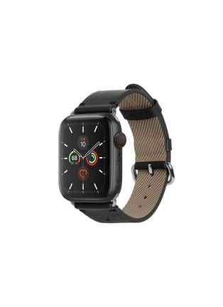 Main View - Click To Enlarge - NATIVE UNION - Classic Apple Watch Straps - Black 44mm