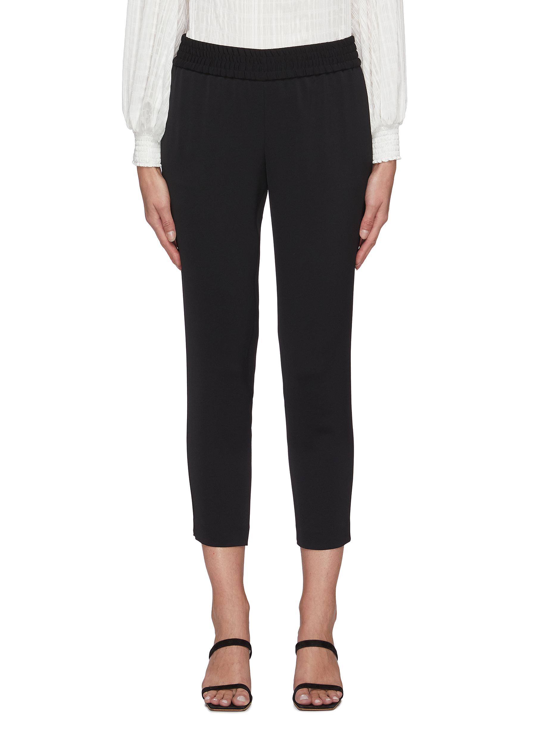 CLASSIC BENNY' Tapered Leg Pants - ALICE + OLIVIA - Modalova