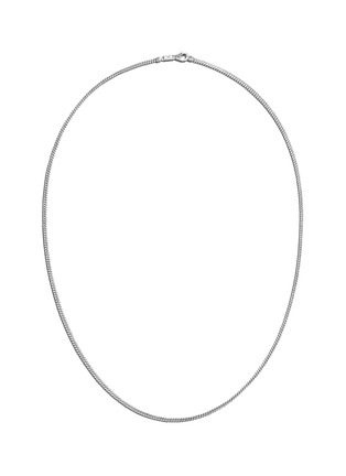 Main View - Click To Enlarge - JOHN HARDY - 'Classic Chain' sterling silver necklace