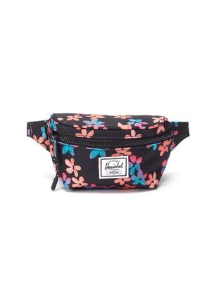 Main View - Click To Enlarge - THE HERSCHEL SUPPLY CO. - Twelve' floral print kids waist bag