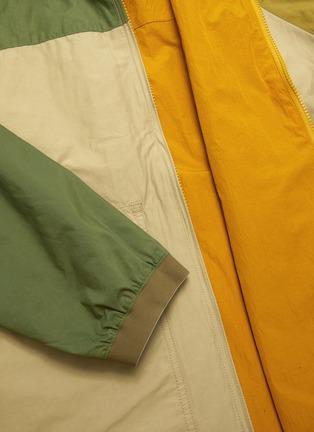 - NANAMICA - Reversible Zip Front Concealed Hood Jacket