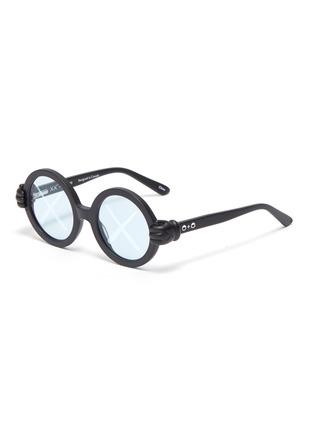 Main View - Click To Enlarge - SONS + DAUGHTERS - x KAWS kidsCross RoundSunglasses