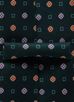 Detail View - Click To Enlarge - STEFANOBIGI MILANO - Printed silk tie