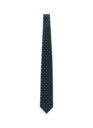 Figure View - Click To Enlarge - STEFANOBIGI MILANO - Printed silk tie