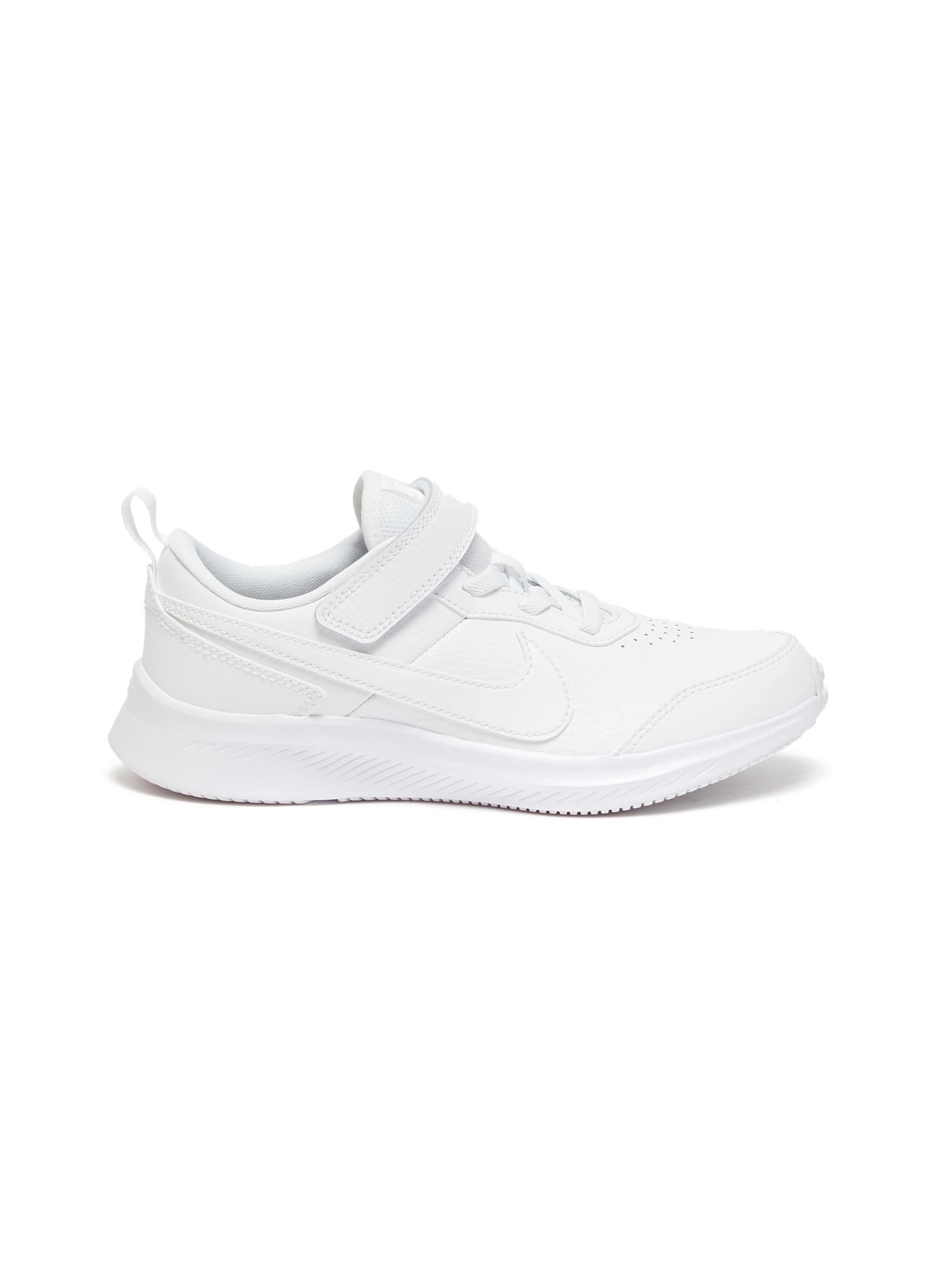 VARSITY' Low Top Kids Leather Sneakers - NIKE KIDS - Modalova