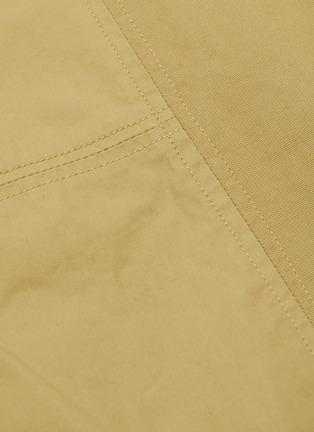 - JW ANDERSON - Belted D-ring Detail Patchwork Saddle Pants