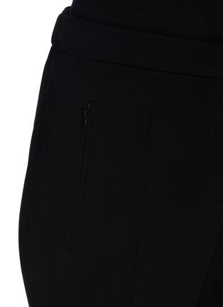 - THEORY - Flare Leg Crepe Pants