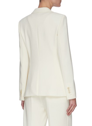 Back View - Click To Enlarge - THEORY - 'Staple' Crepe Blazer