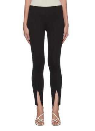 Main View - Click To Enlarge - THEORY - Core scuba slit leggings