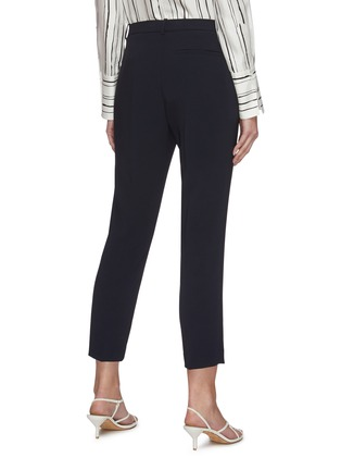 Back View - Click To Enlarge - THEORY - Admiral crepe suiting pants