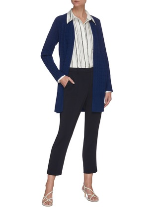 Figure View - Click To Enlarge - THEORY - Admiral crepe suiting pants
