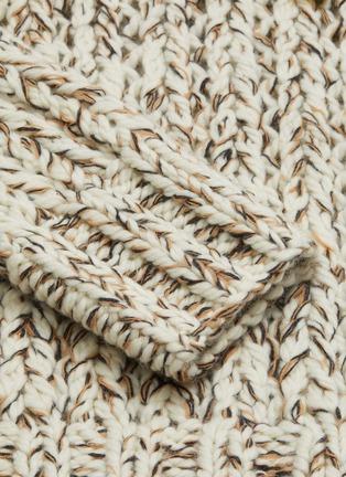 - THEORY - Hand-knit wool sweater