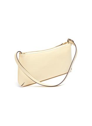 Detail View - Click To Enlarge - MANU ATELIER - PITA' Multi-Panel Leather Shoulder Bag