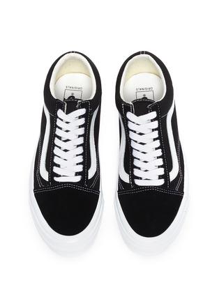 Detail View - Click To Enlarge - VANS - 'OG Old Skool' LX Lace-up skate sneakers