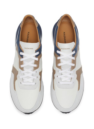 Detail View - Click To Enlarge - MAGNANNI - Ecija II' Low Top Lace Up Sneakers