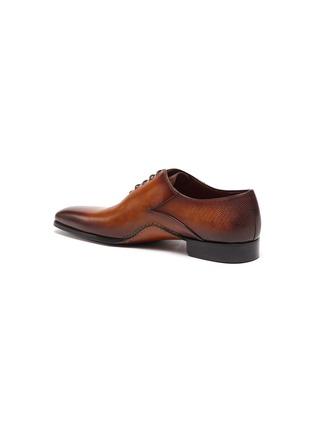 - MAGNANNI - Opanca Wholecut' Leather Oxford Shoes