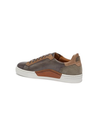 - MAGNANNI - Opanca' leather tennis sneakers