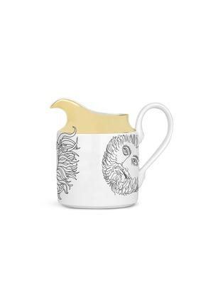 - FORNASETTI - Solitario Porcelain Milk Jug