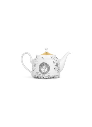 Main View - Click To Enlarge - FORNASETTI - Solitario Porcelain Teapot