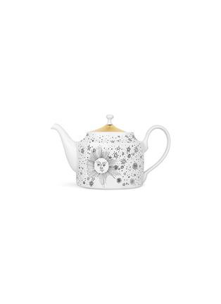 - FORNASETTI - Solitario Porcelain Teapot