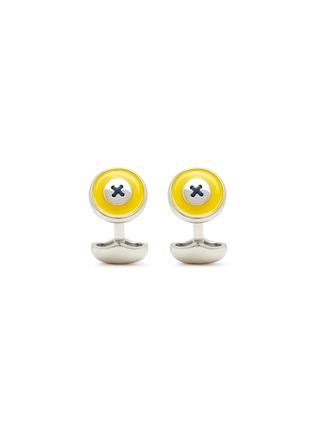 Main View - Click To Enlarge - BABETTE WASSERMAN - Button cufflinks