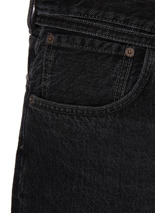 - ACNE STUDIOS - Belted Denim Shorts