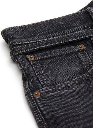 - ACNE STUDIOS - Wide Leg Jeans