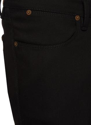 - ACNE STUDIOS - Low Rise Slim Fit Jeans
